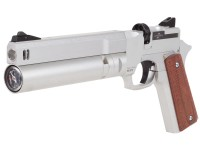 Ataman AP16 Regulated Compact Air Pistol, Silver