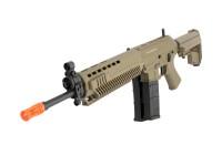 SIG Sauer Sig Sauer 556 Full Metal AEG Airsoft Rifle, Tan Airsoft gun