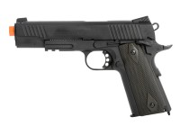 Cybergun Colt Government 1911 Airsoft GBB Pistol, Black Airsoft gun