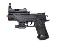 Colt MK IV Spring Airsoft Pistol Kit Air gun