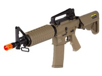 KWA KM4 CQB  FDE  Full Metal Airsoft Rifle AEG Airsoft gun