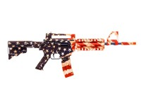 Paper Shooters Patriot Kit Air rifle