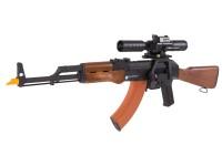 Cybergun Kalashnikov AKM AEG Airsoft Rifle Kit Airsoft gun