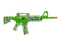 Paper Shooters Lime Green Spitball Blaster Kit Air rifle