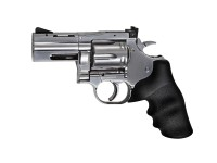 Dan Wesson 715 2.5 inch CO2 BB Revolver, Silver Air gun