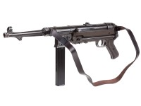 Weathered Legends MP40 BB Submachine Gun w/ Leather Strap