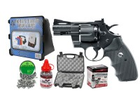 Umarex Colt Python 2.5 inch .357 CO2 Pellet/BB Revolver Kit Air gun