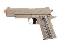 Colt M45A1 CO2 Airsoft Pistol, Desert Tan