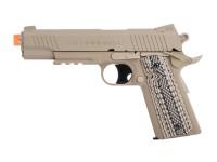 Colt M45A1 CO2 Airsoft Pistol, Desert Tan Air gun