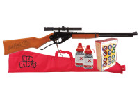 Daisy Red Ryder Lasso Scoped BB Rifle Kit