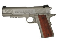 Swiss Arms SA 1911 TRS CO2 BB Pistol, Brown Grips