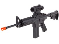 Firepower M4 BOYS Electric Rifle, Black Airsoft gun