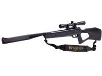 Benjamin Trail NP2 SBD Air Rifle, Black Combo Air rifle