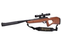 Benjamin Trail SBD NP2 Air Rifle Combo, Wood Stock Air rifle