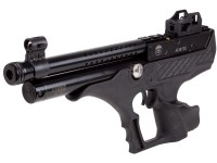 Hatsan Sortie Semi-Auto PCP Air Pistol, Synthetic