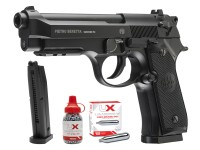 Beretta 92A1 CO2 Full Auto BB Pistol Combo Air gun