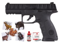 Beretta APX Blowback Air Pistol Combo Air rifle