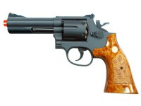 TSD UHC 134 Gas Revolver 4 inch Airsoft gun