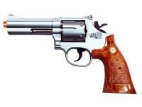 TSD UHC 134 revolver 4 inch, Silver