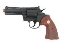 TSD UHC UG138B airsoft gas revolver 4 inch Airsoft gun