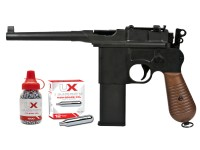 Umarex Legends C96 CO2 Blowback BB Pistol Kit Air gun