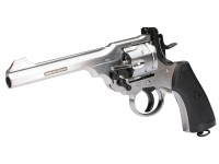 Webley & Scott Ltd. Webley MKVI Service Pellet CO2 Revolver Exhibition Air gun