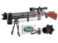Seneca Recluse 500cc Ultimate Hunters Combo Air gun