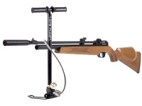 Diana Stormrider Multi-shot PCP Air Rifle and HPA Pump Kit