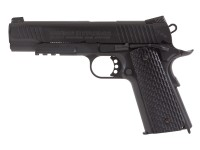 Swiss Arms SA 1911 Tactical CO2 BB Pistol, Black
