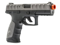 Umarex Beretta APX CO2 Metal Slide Airsoft Pistol, Black/Silver Airsoft gun