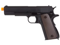 WE Full Metal 1911 Airsoft GBB Pistol
