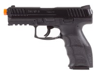 Heckler & Koch H&K VP9 Co2 Airsoft Blowback Pistol, Black Airsoft gun
