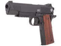 Crosman 1911 CO2 Pellet Pistol, Matte Black
