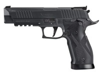 SIG Sauer Sig Sauer X5 ASP CO2 Pellet Pistol, Black Air gun