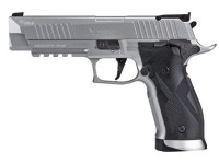 SIG Sauer Sig Sauer X-Five ASP CO2 Pellet Pistol, Silver Air gun