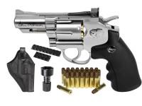 Dan Wesson 2.5 inch Barrel CO2 BB Revolver Package Air gun