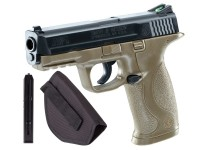 Smith & Wesson M&P, Dark Earth Brown Kit