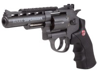 "Ruger Superhawk Metal CO2 BB Revolver, 6"" Barrel"