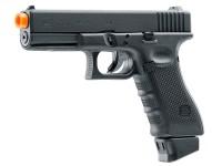 Glock G17 Gen4 CO2 Blowback Pistol, Extended Mag