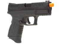 "Springfield Armory XDM 3.8"" GBB Airsoft Pistol, Black"