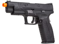 "Springfield Armory XDM 4.5"" GBB Airsoft Pistol, Black"