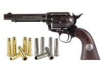 Dual Ammo Duke Colt CO2 Revolver Kit, Weathered