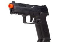FN Herstal FNS-9 Spring Airsoft Pistol, Black
