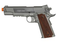 Colt 1911 Full-Metal Airsoft Pistol, Non-Blowback