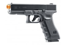 Glock G17 Gen3 CO2 Airsoft Pistol, Blowback
