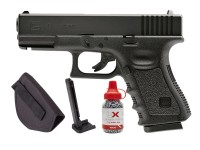 Umarex Glock 19 Gen. 3 CO2 BB Air Pistol Kit