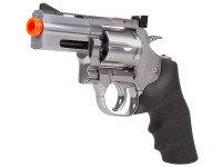 "Dan Wesson 715 2.5"" CO2 Airsoft Revolver,  Silver"