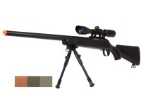 TSD SD700 Airsoft Sniper Rifle with 3-9x40 Scope, Bipod
