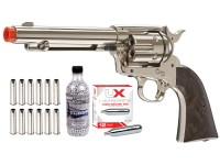 Legends Smoke Wagon CO2 Airsoft Revolver Kit