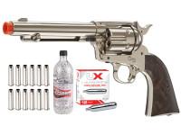 Legends Smoke Wagon CO2 Airsoft Revolver Kit